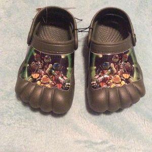 Teenage mutant ninja turtles activity shoes, NWT